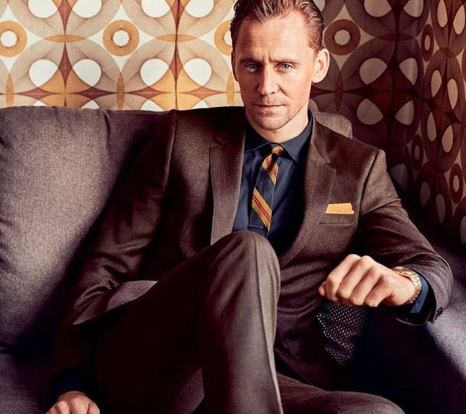 "Tom Hiddleston: 7 fatos e curiosidades sobre o ator de ""Loki"""
