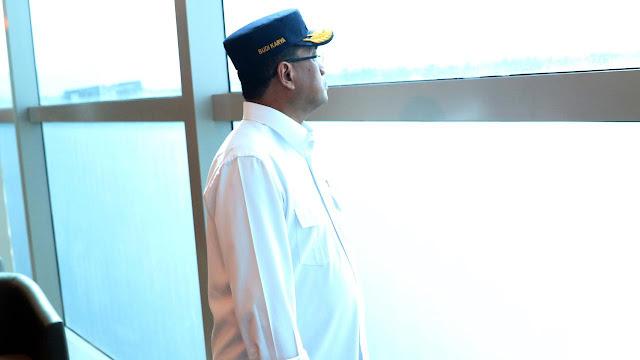 Cerita Aulia Amin, Penyandang Disabilitas yang Dapat Tiket Mudik Pesawat dari Menhub Budi Karya