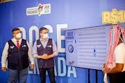 Esperantinopenses são contempladas no programa Dose Premiada do Governo do Maranhão