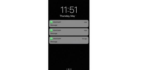 cara menyembunyikan preview pesan whatsapp di oppo, iphone, xiaomi dll