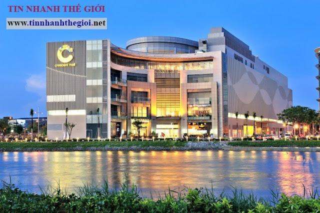 Trung tâm thương mại Crescent Mall nổi tiếng