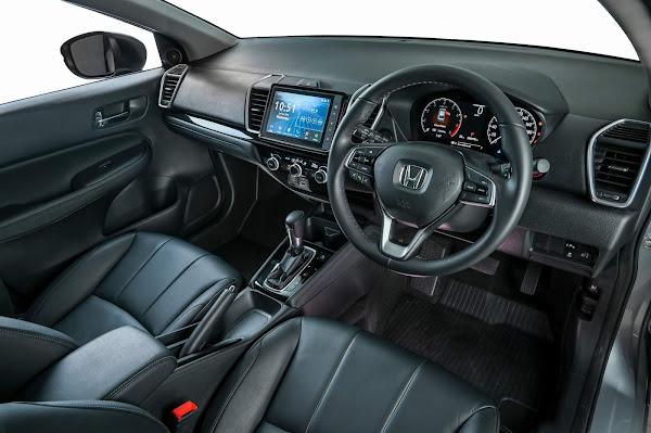 Novo Honda City chega à África com facelift e versão RS