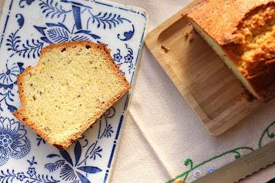 seed cake recette