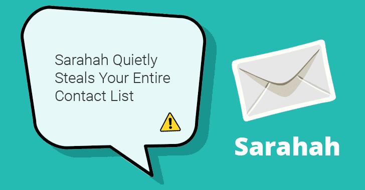 sarahah-privacy