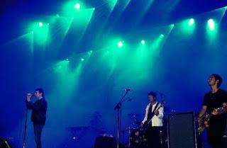 Echo & The Bunnymen - Crónica concierto Jardin Viveros de València 2