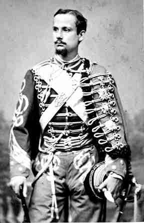 Principe Gaetano di Borbone-Due Sicilie, Conte di Girgenti
