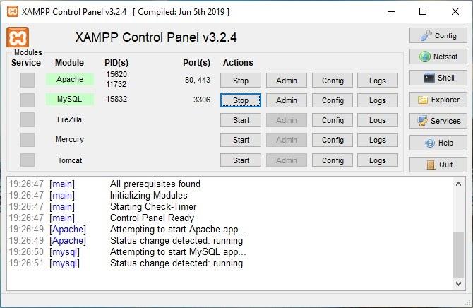 Tutorial Cara install XAMPP