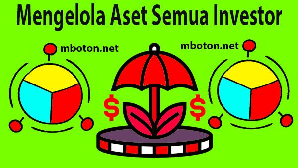 Manajer Investasi (MI) akan bertugas yang sudah menyetorkan dana anda untuk membeli reksadana