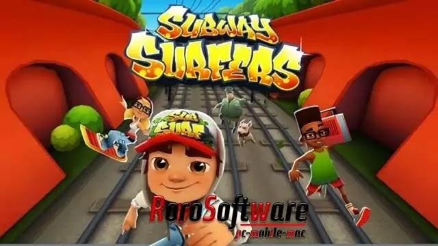 تحميل لعبة صب واي سيرفرس كاملة الشخصيات / Subway Surfers MOD, Coins/Keys/All Characters