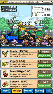 Download Game Tahu Bulat Android APK Terbaru