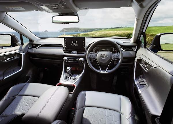 Toyota RAV4 ganha versão Adventure Off Road - Japão