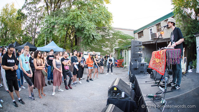 Homeshake at Royal Mountain Records Goodbye to Summer BBQ on Saturday, September 21, 2019 Photo by John Ordean at One In Ten Words oneintenwords.com toronto indie alternative live music blog concert photography pictures photos nikon d750 camera yyz photographer summer music festival bbq beer sunshine blue skies love