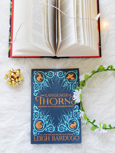 Language Of Thorns Book Review | sprinkledpages