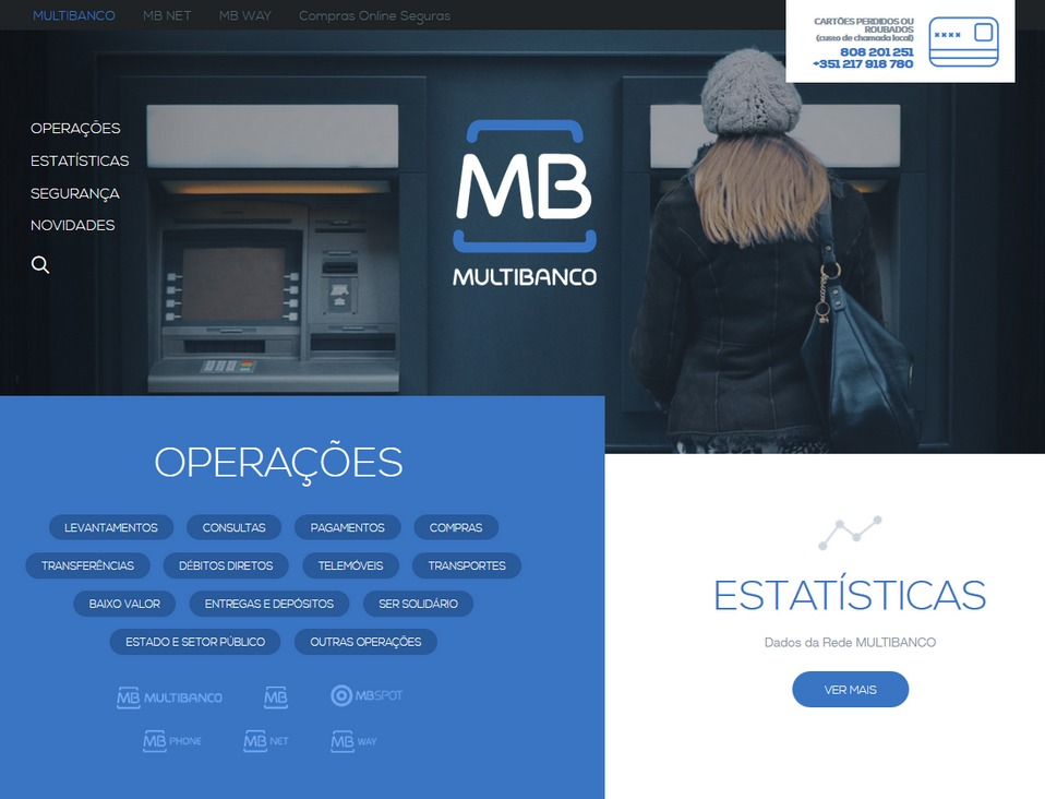 Multibanco bookmakers