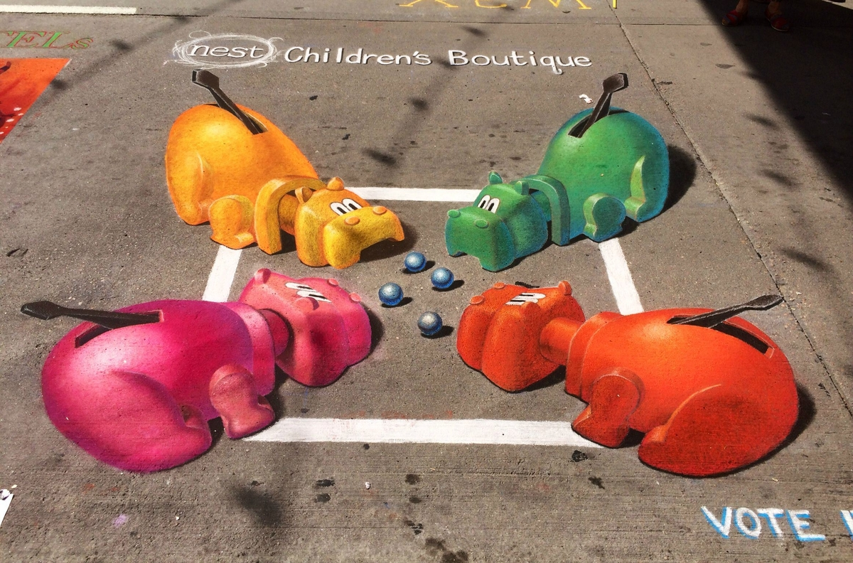 06-Hungry-Hungry-Hippos-Chris-Carlson-3D-Street-Art-Drawings-and-Paintings-www-designstack-co