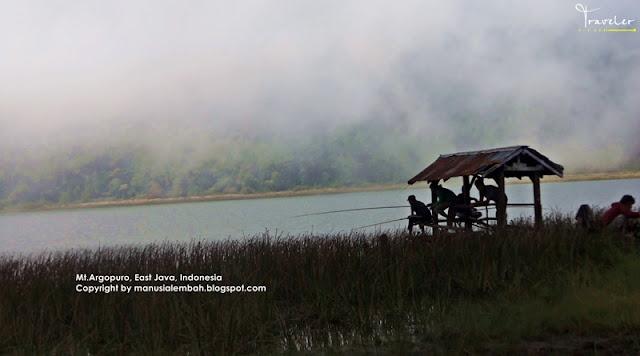 danau taman hidup argopuro