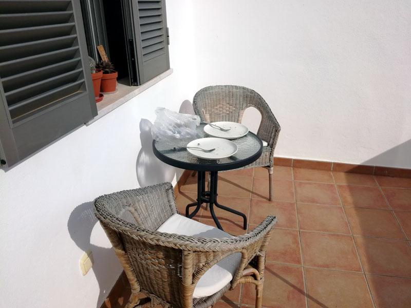Foto: terrazza, angolo al sole