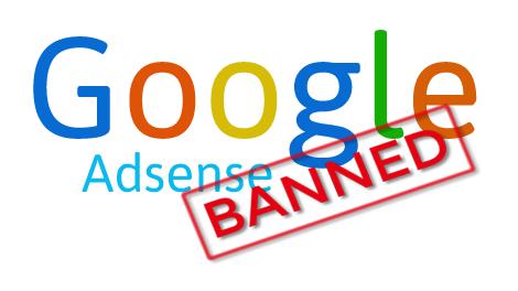 Cara Mengetahui Domain di Banned dari Google Adsense