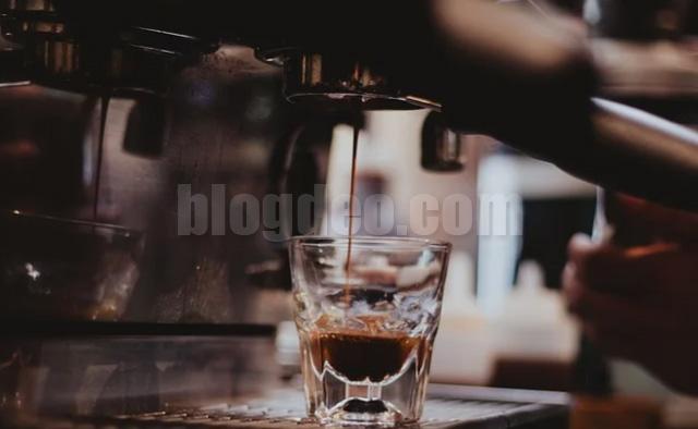 mesin Espresso untuk dirumah