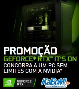 Cadastrar Promoção Kabum 2021 Concorra PC - GeForce RTX IT'S ON