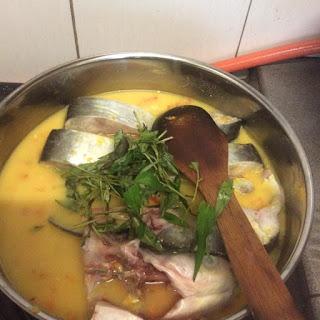 Resepi Ikan Patin Masak Tempoyak Temerloh