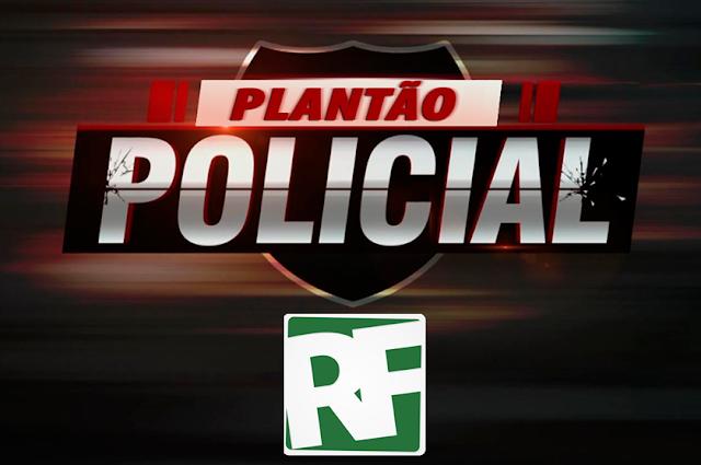 Cearense é preso pela PM após tentar matar jovem com golpes de faca pelas costas durante a madrugada em Riacho de Santana
