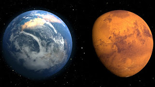 How to terraform Mars with life ?