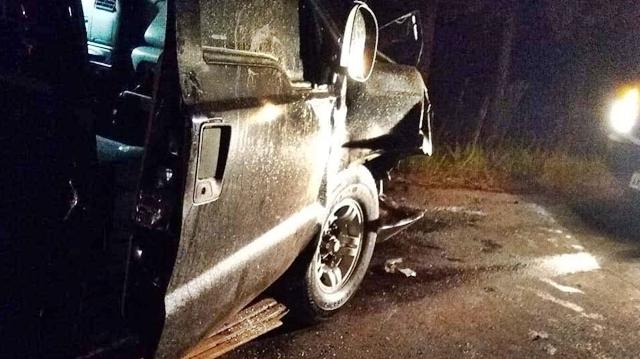 Cândido de Abreu: Jovem de 22 anos morre em acidente. Outras duas pessoas ficaram feridas