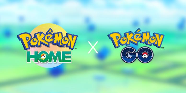 Conectar Pokémon GO ao Pokémon Home