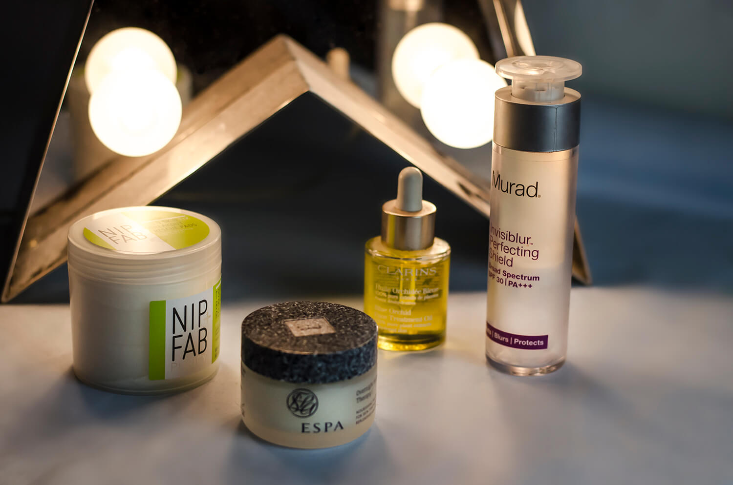 Products for autumn skin dryness