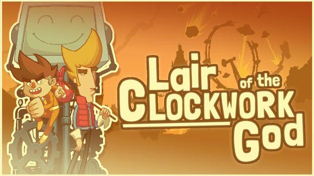 Lair of the Clockwork God v1.0 NSP XCI NSZ For Nintendo Switch