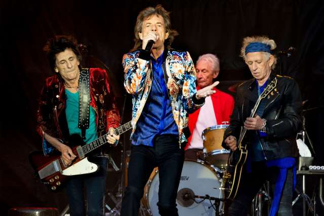 "THE ROLLING STONES: Ακούστε το νέο τους single ""Living in a Ghost Town"""