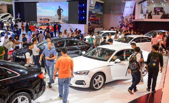Người Việt tăng mua sắm ô tô sau mùa dịch Covid-19