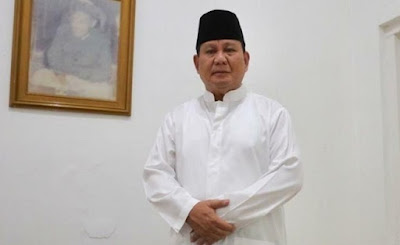 An important message from the Sultan to Prabowo