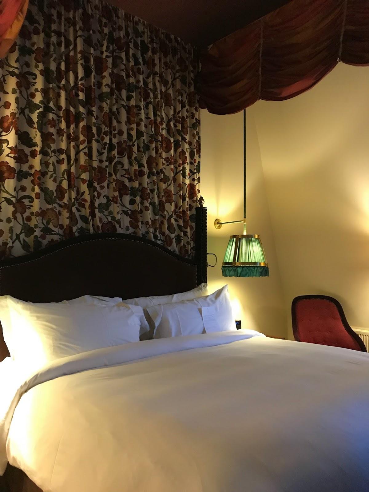 Luxury Palace Suite Hotel Des Indes The Hague
