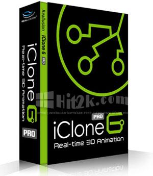 Reallusion iClone Pro 7.0.0619.1 Full Crack Version Download