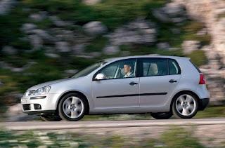 Volkswagen Golf, con 5.088 unidades, el VO más vendido en agosto.