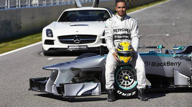 2019 will never be forgotten by F1 driver Lewis Hamilton