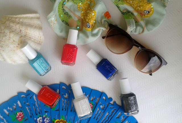essie summer 2016 collection viva antigua
