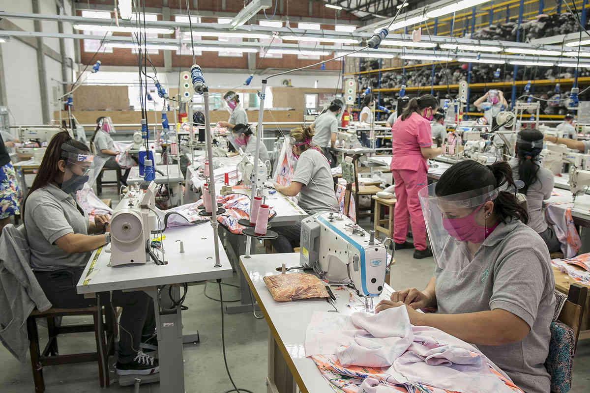 Industria textilera pide un aumento real a aranceles de importaciones