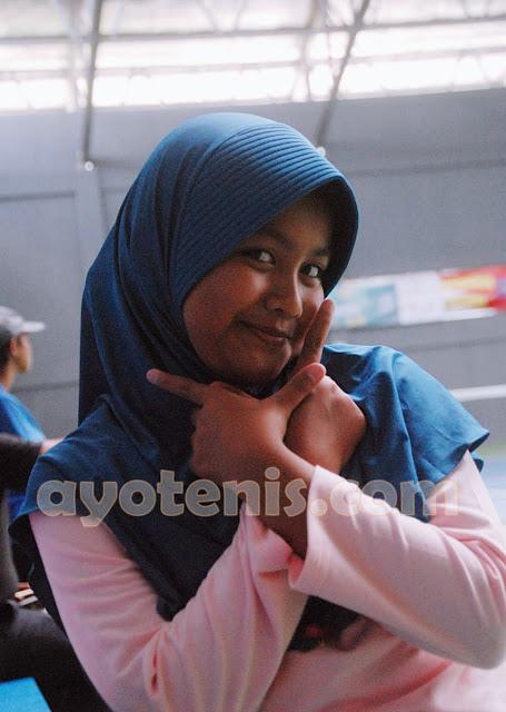 Tumbangkan Unggulan Pertama, Aisha Ramadhani Sabet Gelar Juara Kejurnas Tenis Yunior New Armada Cup XXIV