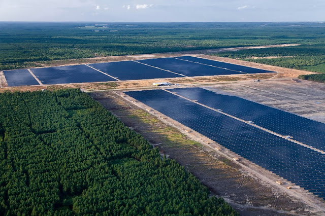 Competition for Divjaka Photovoltaic Park Opens; About € 100 Million to be invested