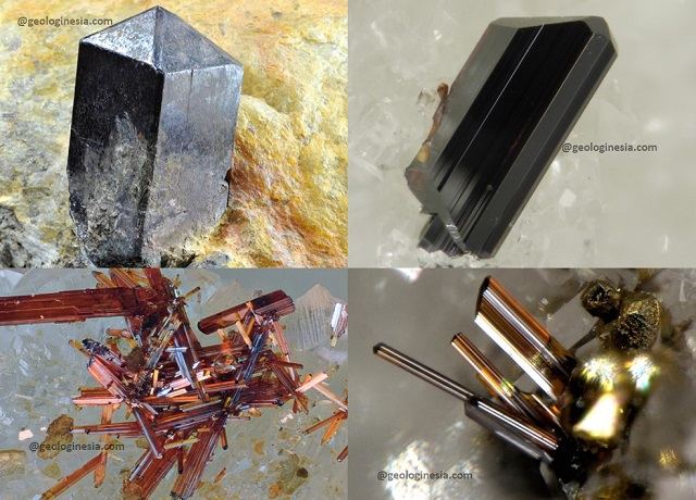 mineral rutile