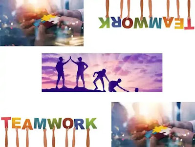 Teamwork Theory , Good teamwork, teamwork in the workplace