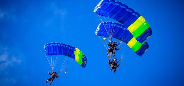 Sousa terá encontro de paraquedismo neste fim de semana