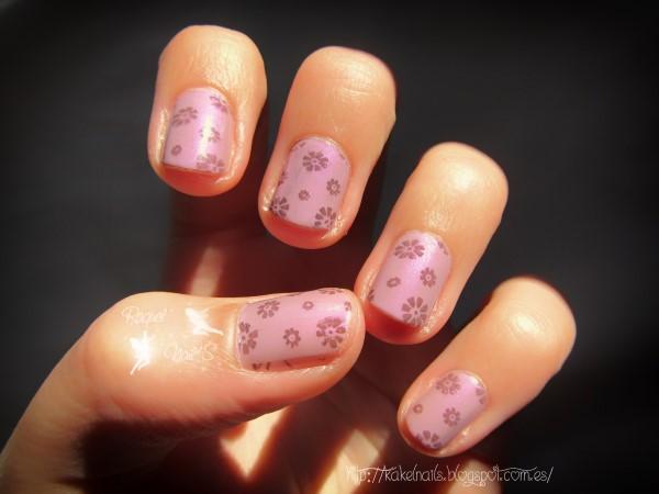 Nail art Spring