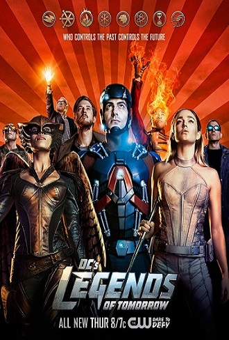 Legends of Tomorrow Season 5 Complete Download 480p All Episode