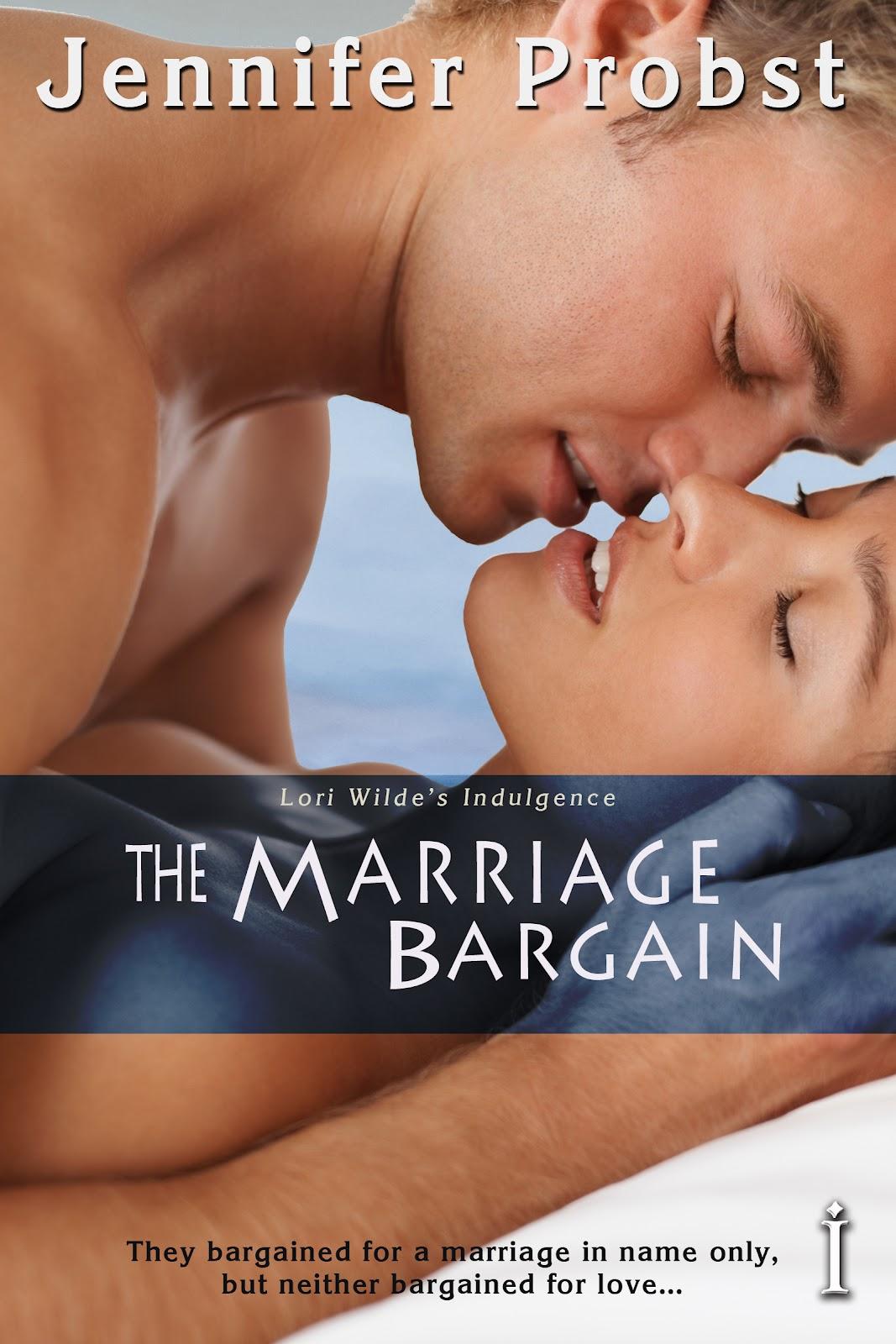 The Marriage Bargain – Jennifer Probst