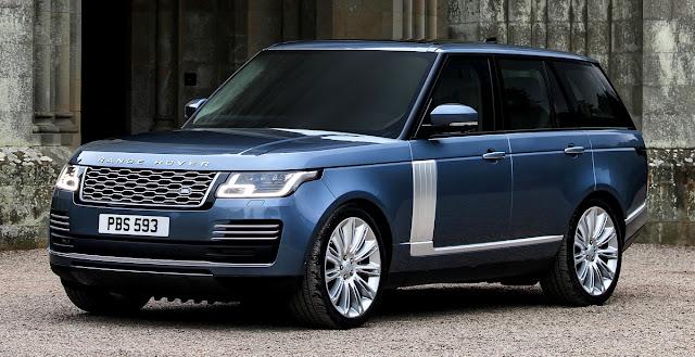 2018 Range Rover SVAutobiography