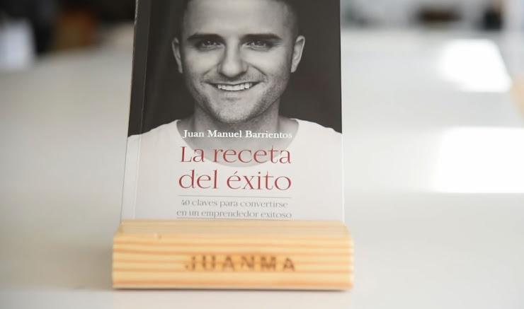 Libro La Receta del Éxito - Juan Manuel Barrientos